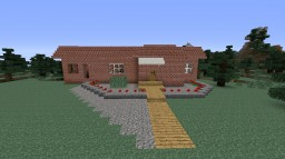 My home in real life Minecraft Project