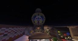 Clock Town - Majora's Mask Minecraft Project