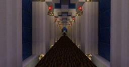 Hallway trap in Minecraft Minecraft Map & Project