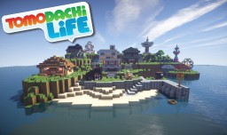 Tomodachi Life - In Minecraft! Minecraft