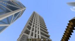 [High Rise] Modern Skyscraper. Minecraft Map & Project