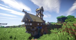 Medieval Water Mill