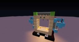 Compact 4x4 Vault Door