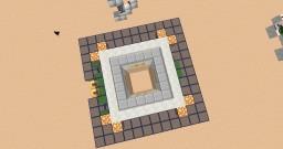 4x4 Piston Vault Trapdoor