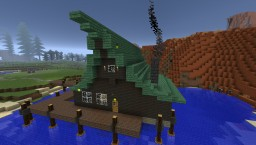 Hexenhaus - Witchhouse Minecraft Map & Project