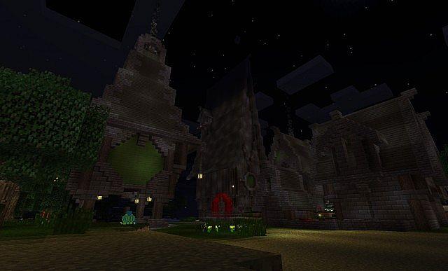 New Spawn. Witchs Village