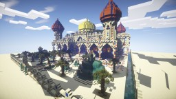 Arabic palace Minecraft Map & Project