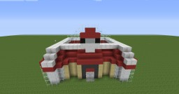 Pokemon X and Y Pokemon Center Minecraft Map & Project