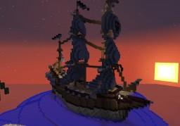 Barco Pirata E Ilha Pirata Minecraft Map & Project
