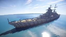 German Heavy Cruiser: Prinz Eugen Minecraft Map & Project