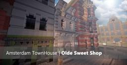 Traditional Amsterdam Townhouse   CC Creative Server   Pop reel!
