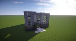 Random Modern Building Minecraft Map & Project