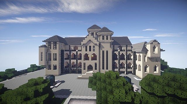 gatsby s mansion the great gatsby minecraft project