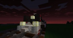 Nazi private train Minecraft Project