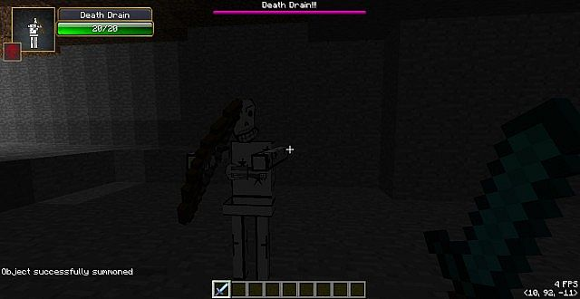 Death Drain Skeleton