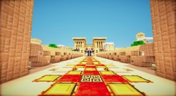 City of the Pharaoh (UPDATED) Minecraft Map & Project