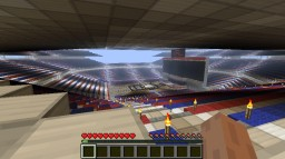WWE Raw Minecraft Map & Project