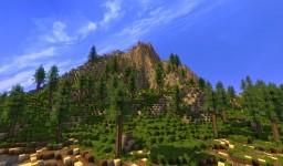 Small Mountain Island