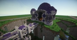 Palace o Venesus I 15 Hour Plot build I Minecraft Map & Project