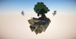 Custom Skyblock Island - by iExplode Minecraft