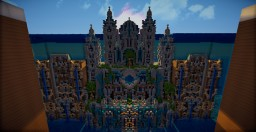 The Temple of Hydropolis (Plot) Minecraft Map & Project