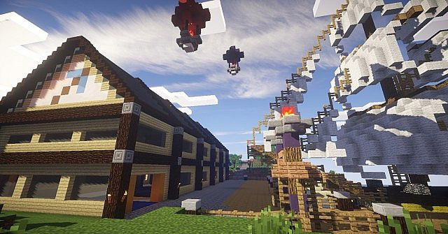 Older Survival Spawn