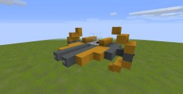 Star Wars Ships Minecraft