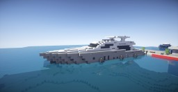 Yacht Minecraft Map & Project