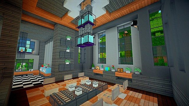 how to build a suburban mansion in minecraft