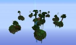 Skywars Map (Jungle Biome)
