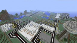 Airport V2.0 Minecraft Map & Project