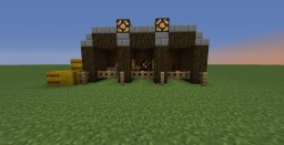 Horse Stables Minecraft Map & Project