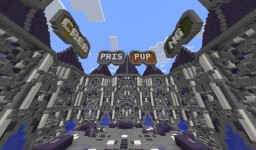 Minestrocity Hub - Infinitum Build Team Minecraft Map & Project
