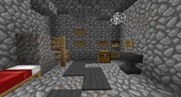 """The Witch's Curse """"Modded Parkour map using Ropes+ mod"""" Minecraft Map & Project"""