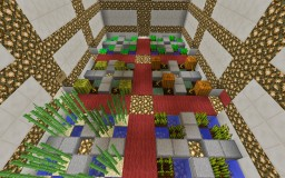 Secret Base Minecraft Map & Project