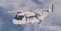 Antares - Helicopter Minecraft Project