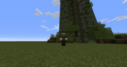 Destroyed Tower Minecraft Project