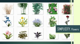 [1.7.10] Simplicity Beta 1.2 Flowers! Minecraft