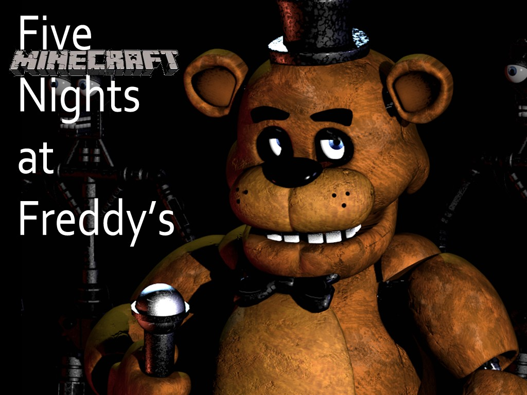 Minecraft nights at freddys 13 5 minecraft nights at freddy s 13