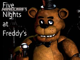5 Minecraft Nights at Freddy's Minecraft Project