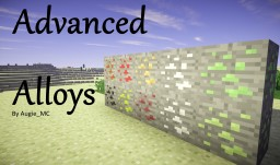 Advanced Alloys-1.5 Minecraft Mod