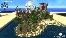 Contest Robinson Crusoe Minecraft Map & Project