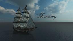 Brig Mercury Minecraft Map & Project