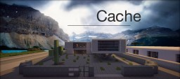 Cache . Storage Container Concept . WoK Minecraft Map & Project