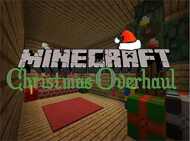 Minecraft - Christmas Overhaul! [1.8+] [16x16] [Gingerbread] [Lore ...