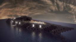Bellezza I Modern Yacht I Minecraft