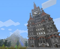 Varied Styles Minecraft Project