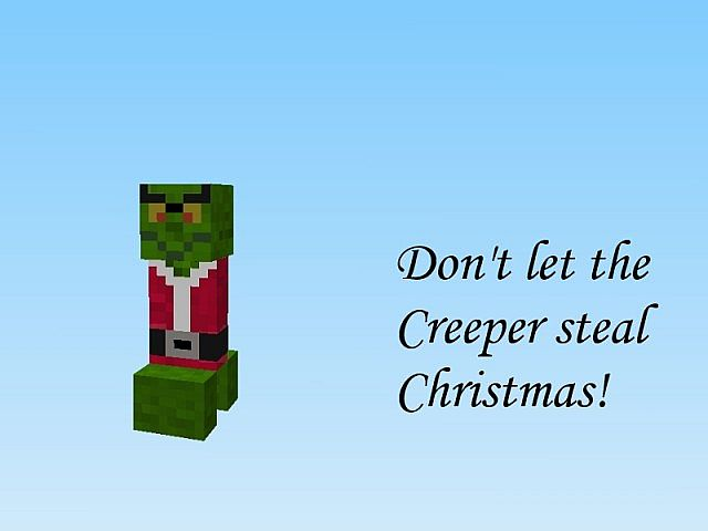 creeper8064877 [1.9.4/1.8.9] [16x] Christmas Overhaul Texture Pack Download