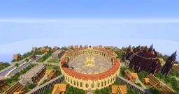 ~* Sword Art Online - Town of Beginnings {Server Spawn} *~ Minecraft