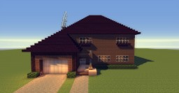 Amazing Survival House Schematic!! Minecraft Map & Project
